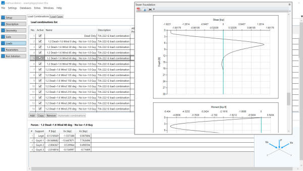 tnxFoundation caisson diagrams